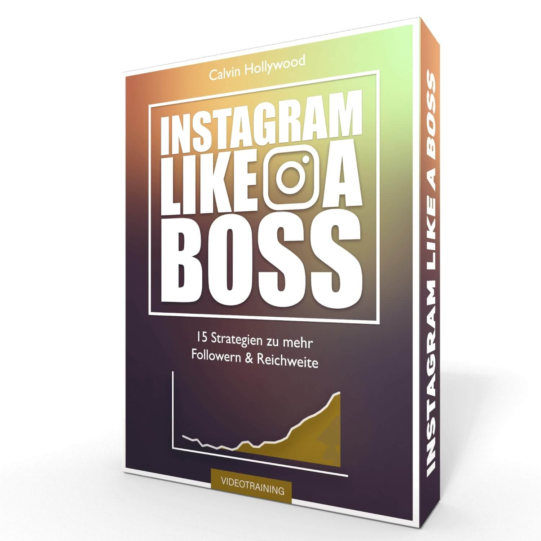 Instagram like a boss
