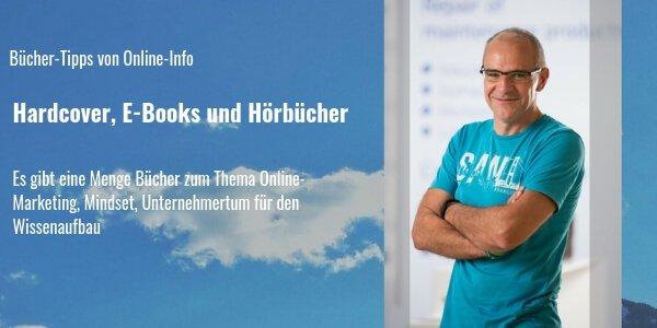 Hardcover, E-Books oder Hörbücher