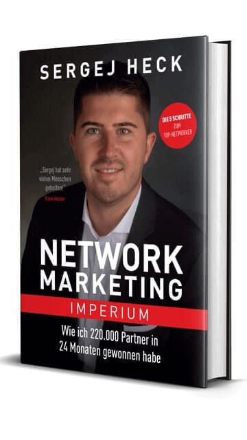 Network Marketing von Sergej Heck