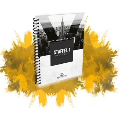 Cover von Workbook der Staffel 1
