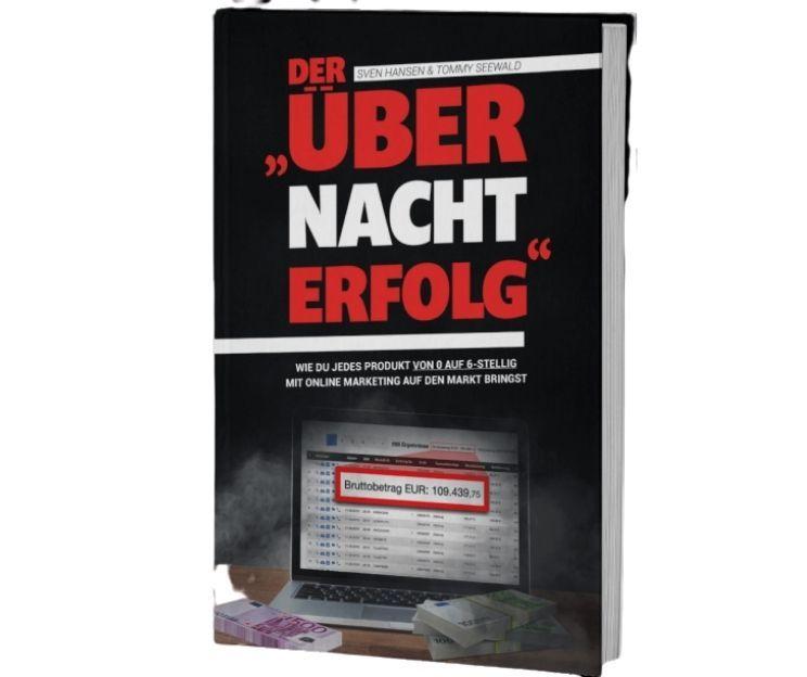 Buch Cover Der Über Nacht Erfolg