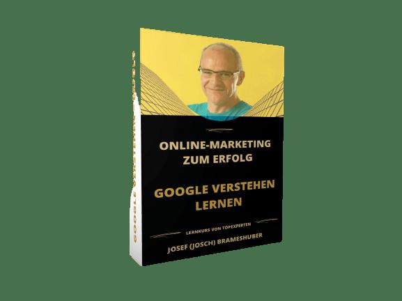 Google verstehen Lernen Buch cover