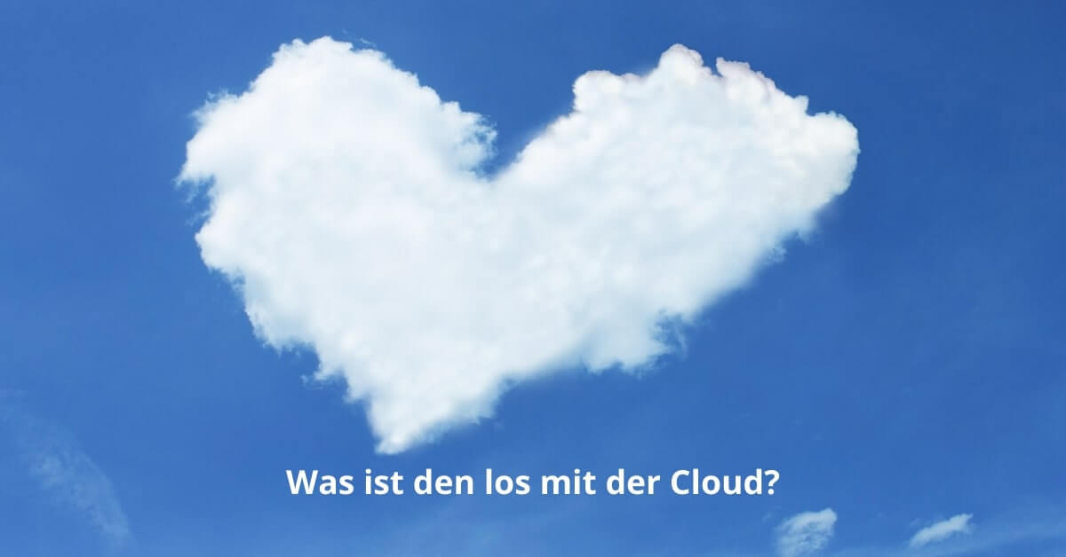 Cloud Speicher medium