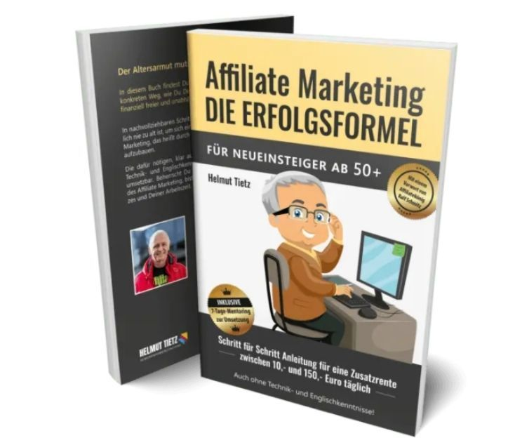 Buch Cover Die Erfolgsformel