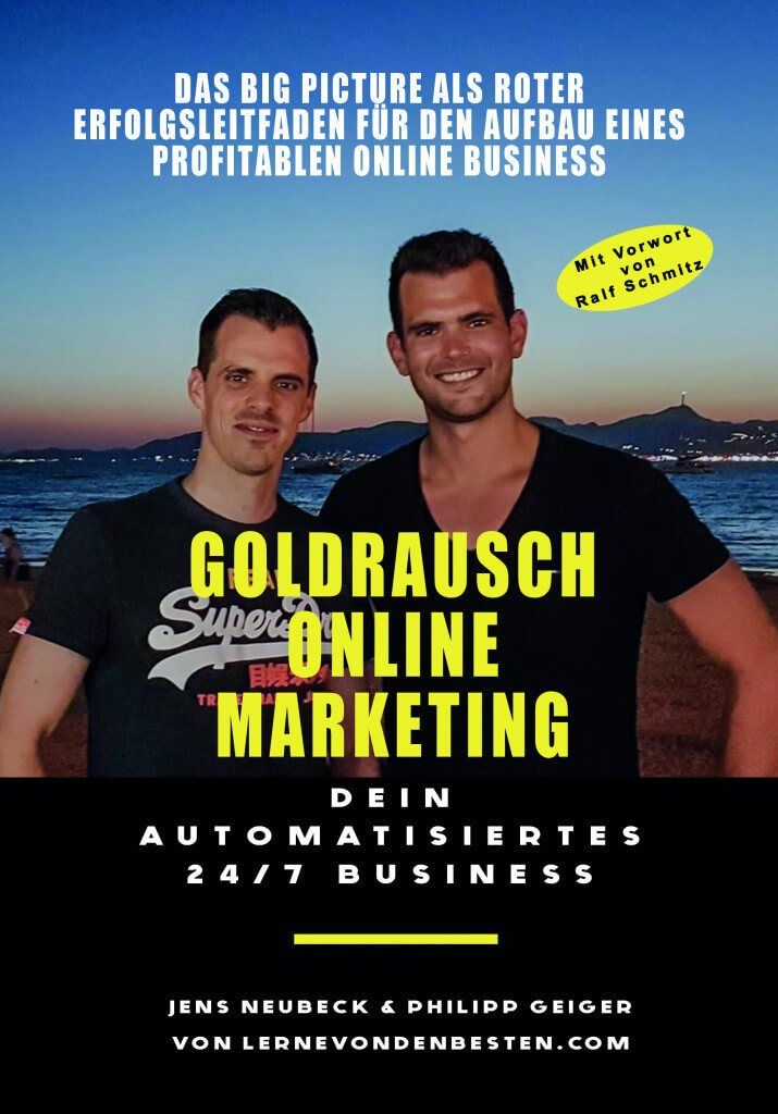 beste Bücher Goldrausch online-Marketing
